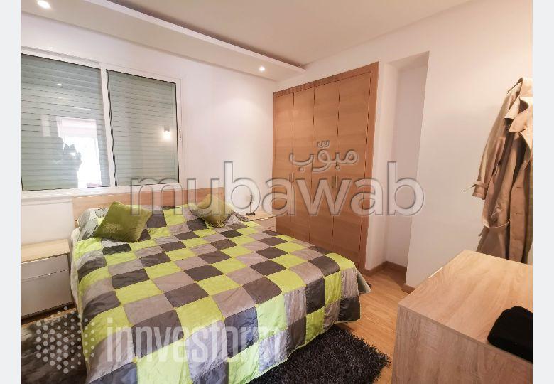 Innvestorm Location appartement meublé 3 pièces Ryad