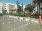 Vend appartement à Agadir. 2 belles chambres. Belle terrasse et jardin