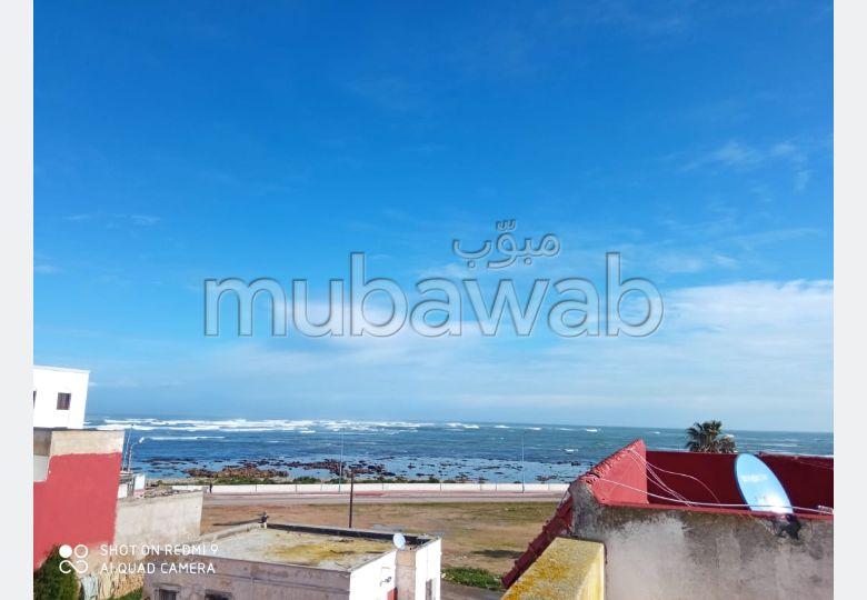 Maison à acheter à El Jadida. 15 grandes pièces. Salon Marocain et antenne parabolique