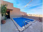Duplex 3 chambres terrasse et piscine privative