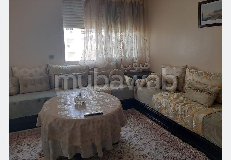 Appartement haut de gamme en location meublé