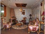 فيلا فخمة للبيع ب المنظر الجميل. 6 غرف جميلة. مكيف الهواء و مدفأة.