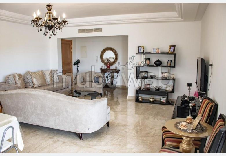 Un appartement aux Jardins de Carthage