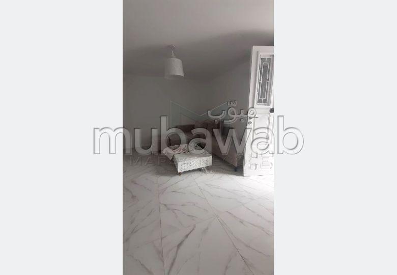 A Louer un studio meublé à Marsa Nassim
