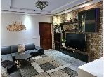 Beautiful apartment for sale in Hay Hassani. 2 Hall. No Lift.