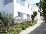 Fabulous house for sale in Les Crêtes. Small area 846 m². Green areas, Parking spaces for cars.
