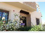 Preciosa villa en alquiler en Hay Targa. 8 Bonitas habitaciones. Plazas de parking y terraza.
