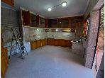 Semi cave de 3 chambres 2 salles de bain terrasse privée