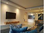 استئجار شقة ببوركون الشرقي. المساحة الكلية 90 م². المرآب والشرفة.