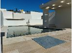 Luxury villa for sale in Jbel Kbir. 5 Living room.