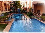 Studio a louer avec piscine – marrakech