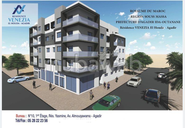 Appartement projet 82 m2 El Houda Agadir facilité paiement