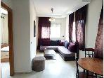 Flat for rent in Beauséjour. 1 room. Furnishings.