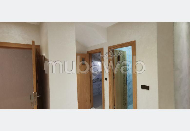 شقة جميلة للبيع بالقنيطرة. 3 غرف ممتازة
