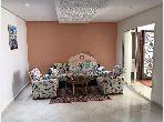 Bel appartement en location à Tanger. Superficie 95 m². Places de stationnement et terrasse