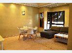 شقة للإيجار بكليز. 2 غرف جميلة. مفروشة.