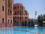 Apartment for rent in Ennakhil (Palmeraie). 7 rooms. Furnished.