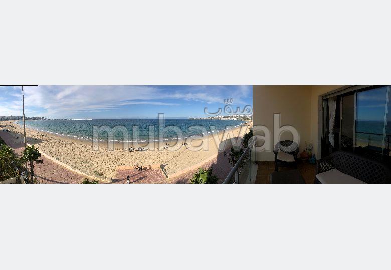 شقة للبيع ب المنظر الجميل. 2 غرف. مناظر خلابة على البحر ، زجاج مزدوج.