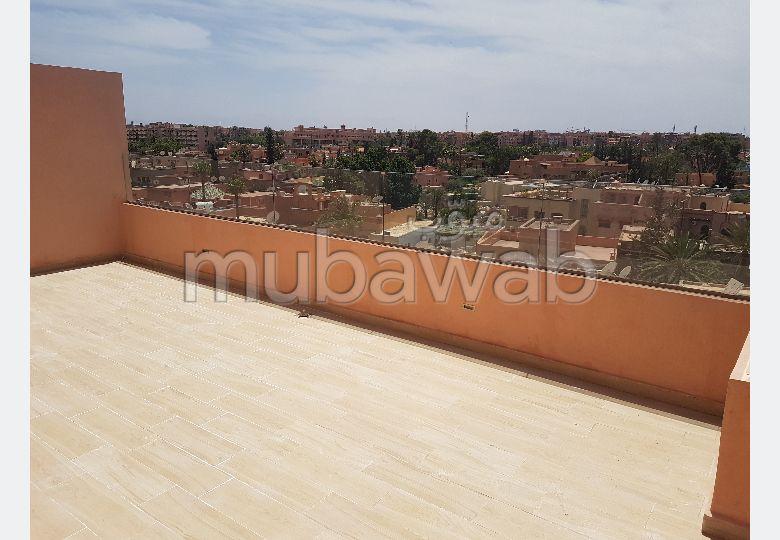 Piso en venta en Samlalia. Gran superficie 86 m². Bodega, gran terraza.