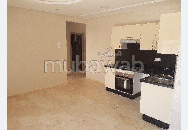 Bel appartement avec terrasse sans vis-à-vis