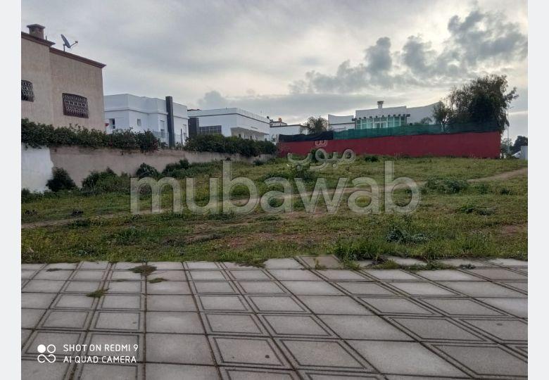 Vente de terrain VILLA à El Jadida. Superficie 285 m²