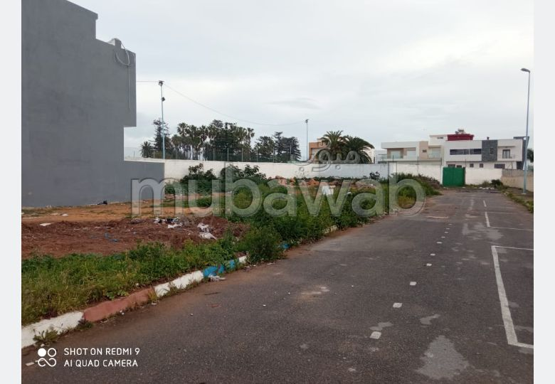 Terrain VILLA en vente à El Jadida. Surface totale 366 m²