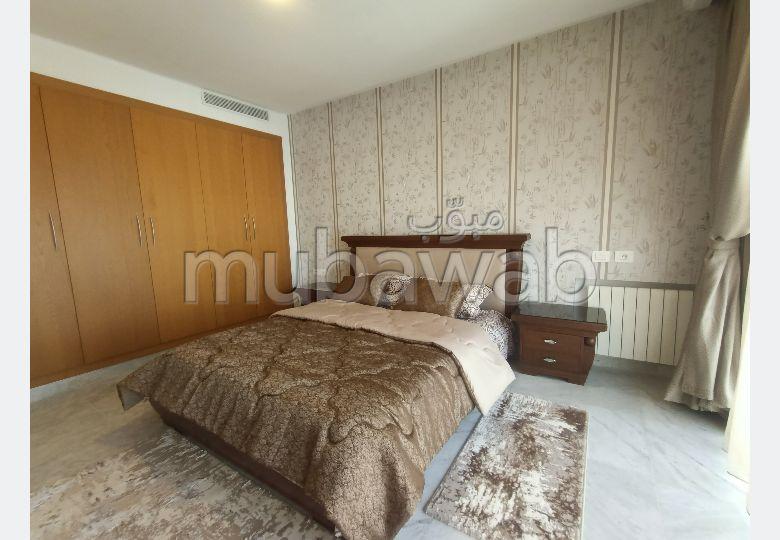 Appartement à louer. 2 belles chambres. Bien meublé