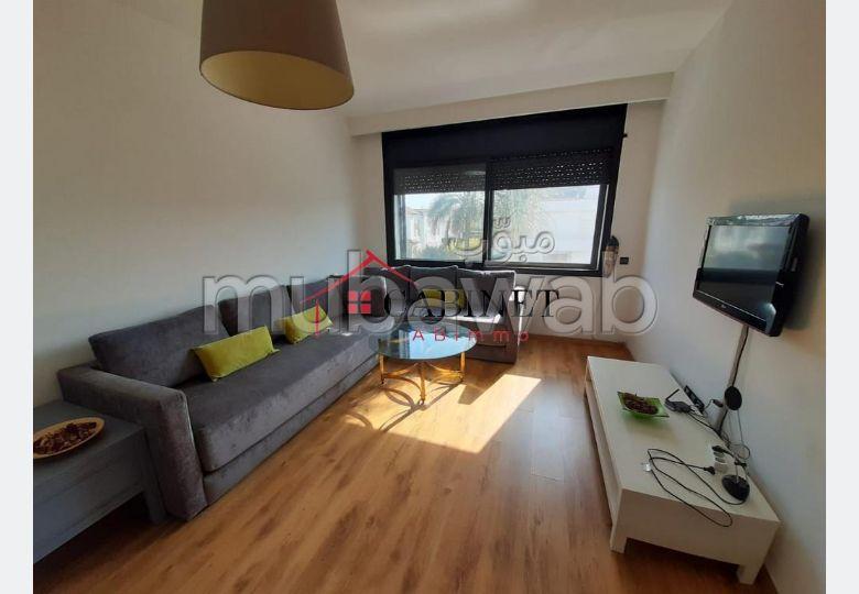 Superbe Appartement en Location à Hay Riad