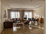 Appartement en location à Casablanca. 3 pièces confortables. Fenêtres double vitrage et chauffage central