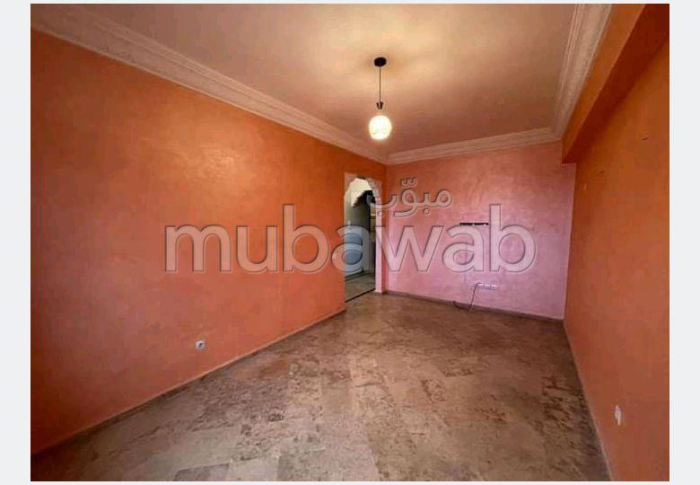 Bel appartement en location à Marrakech. 3 pièces confortables. Prestation de conciergerie, air conditionné