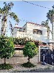 Villa de lujo en venta en Bir Rami Est. Área total 379 m². Salón tradicional, antena parabólica general.