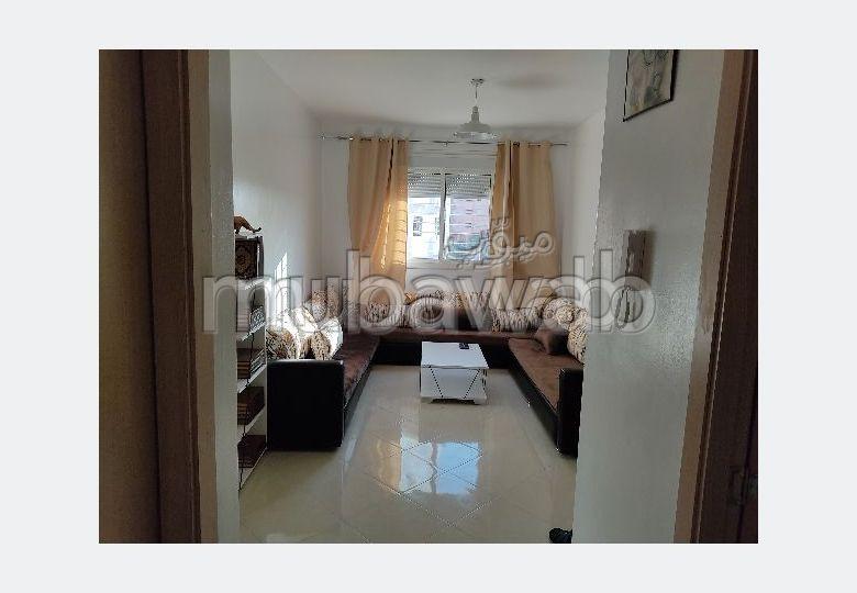Appartement à louer à Marrakech. 3 pièces. Bien meublé
