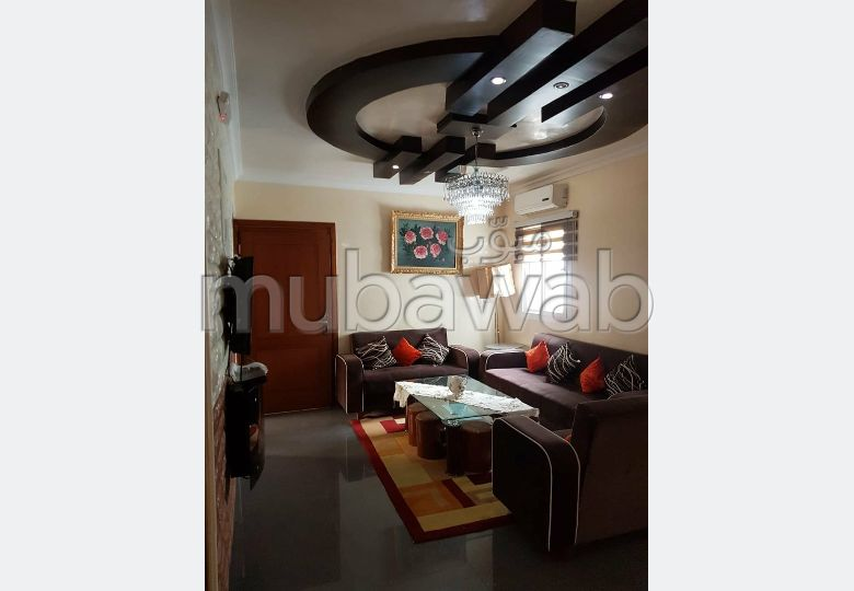 Flat for rent in Charaf. 2 Cabinet. Cellar.