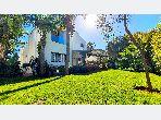 High quality villa for sale in El Manar - El Hank. 10 Toilet. Terrace and garden.