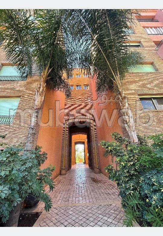 Appartement de Luxe/ Moderne Av. Mohammed VI Marrakech