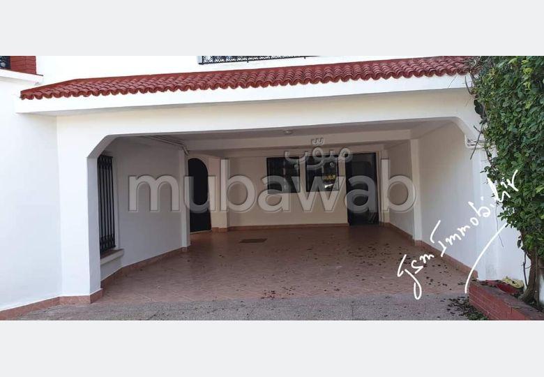 Villa louer vide 950 m2 anfa supérieure