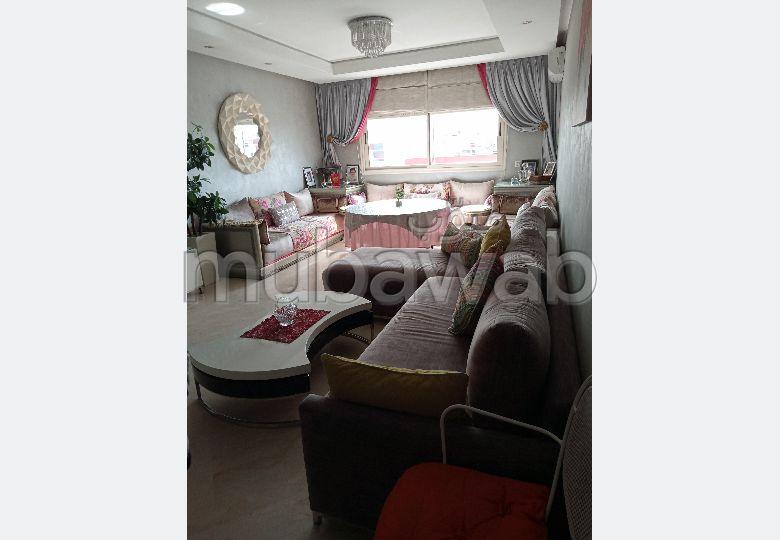 Appartement 3 chambres yaacoub almansour pas cher