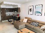 شقة رائعة للإيجار براسين. المساحة الكلية 60 م². مفروشة.