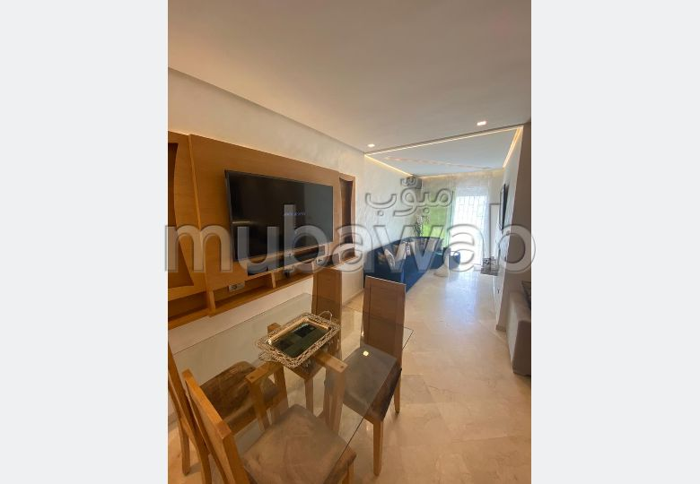 Lovely apartment for rent in Les princesses. Surface area 53 m². Cellar.