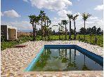 Villa de 3600m2 sur la route de Ouarzazate