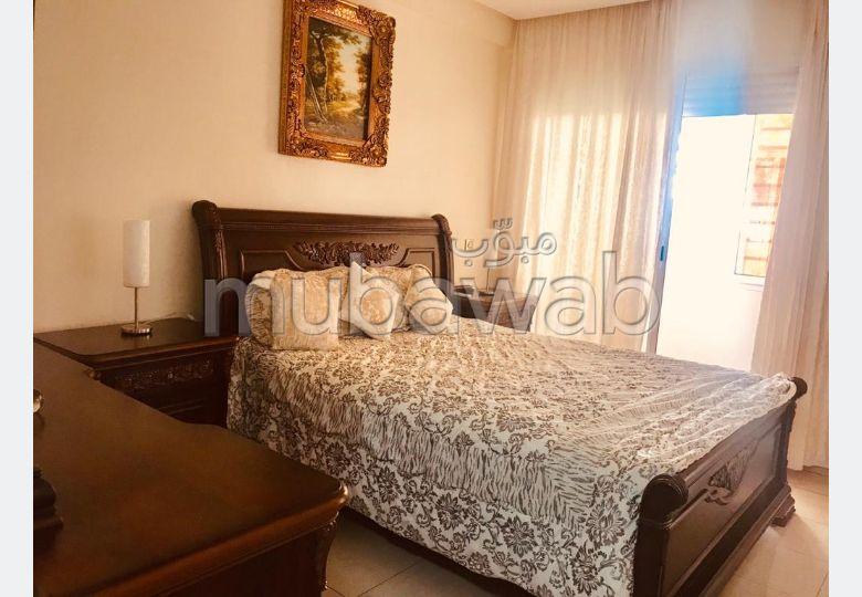 بيع شقة بالحي المحمدي. المساحة الكلية 85 م². مسبح  وخدمة الكونسياج.