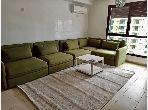 Magnifique appartement meublé à Casa Finance City