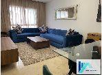 Joli appartement F3 meublé à louer à Tanger