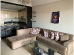 Very nice apartment for rent in Guéliz. Large area 86 m². Storage unit.
