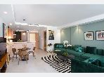 Find an apartment to buy in Les princesses. 2 lovely rooms.