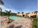 Jolie villa à vendre route de Ouarzazate