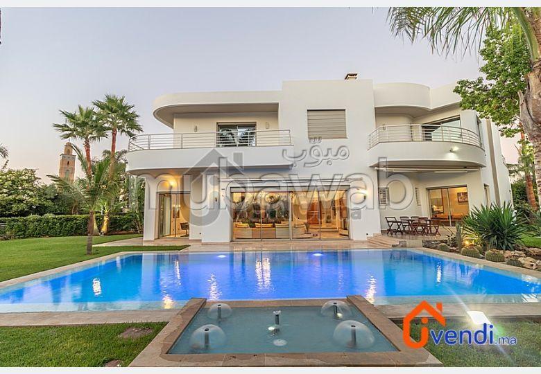 Villa d'exception de 1143m² à vendre – Californie