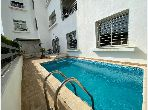 Appartement avec piscine aux Jardins de Carthage