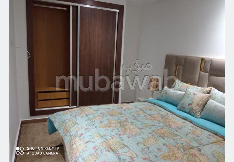 Bonito piso en venta en Val Fleuri. Área total 71 m². Completamente amueblado.