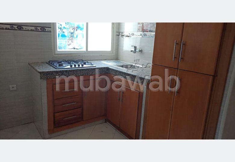 شقة للبيع بالسويسي. المساحة الإجمالية 56 م².